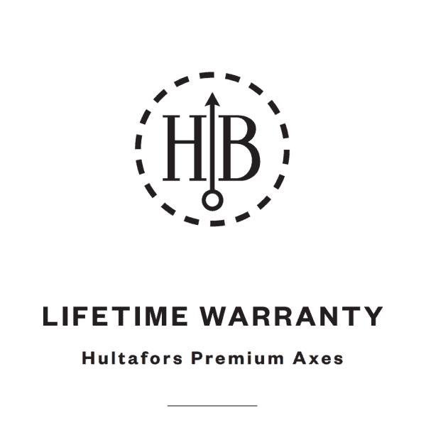 Hultafors Lifetime Warranty