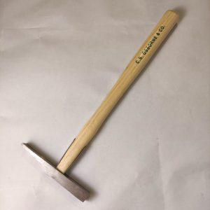 C.S. Osborne Glasshammer