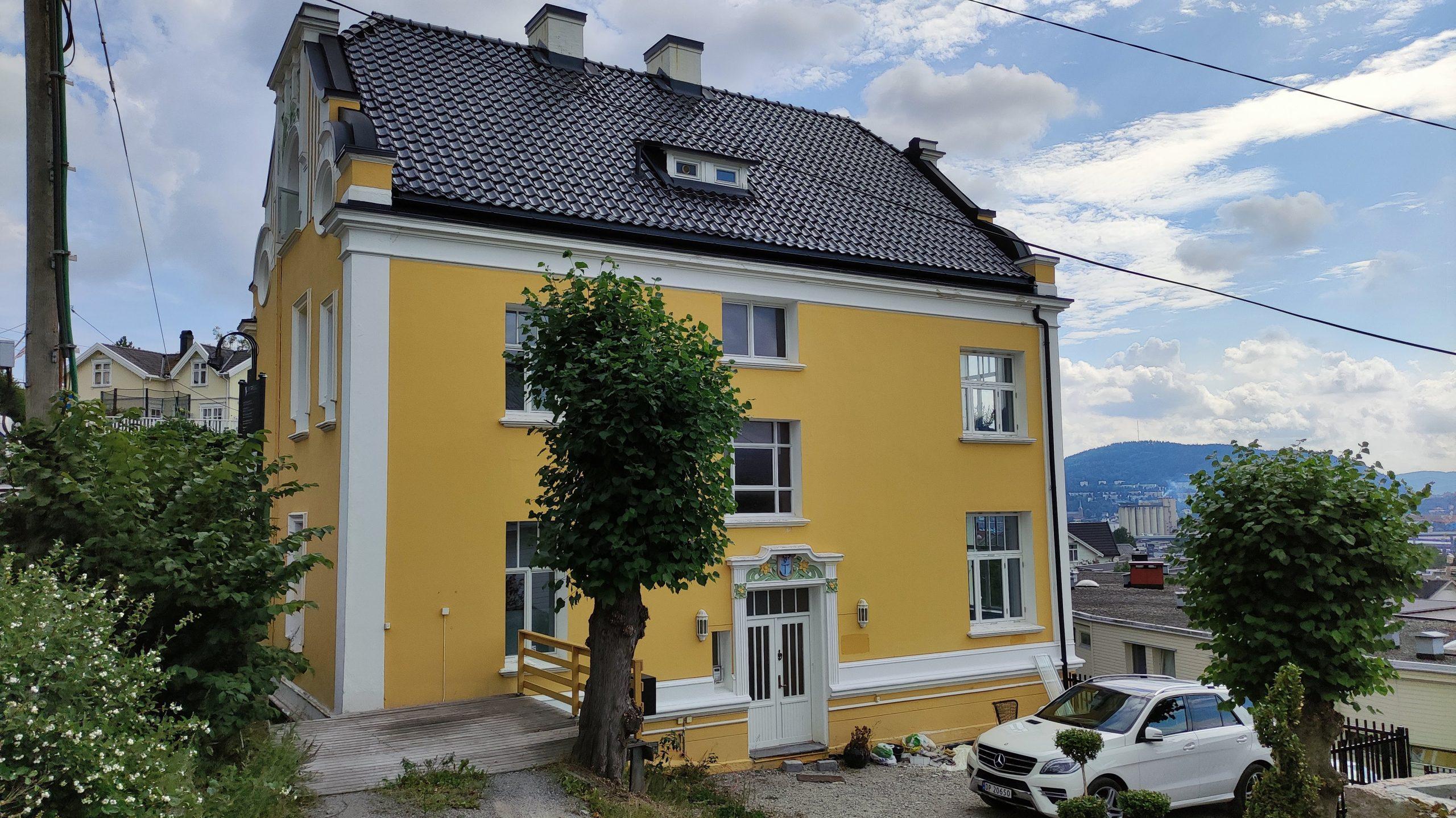 Jugendvilla Fra Siden